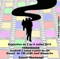 Exposition photos des adolescents