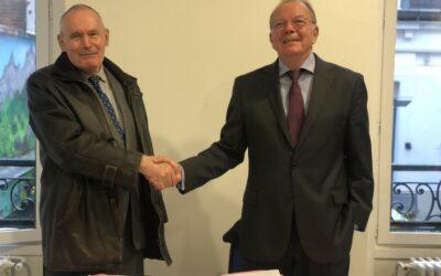 L'AVVEJ signe un partenariat avec Jean Cotxet